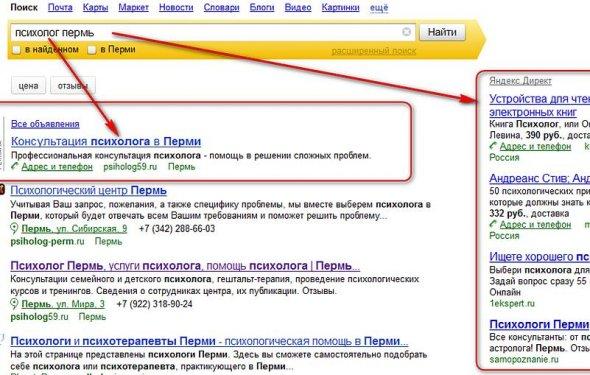 контекстная реклама Пермь