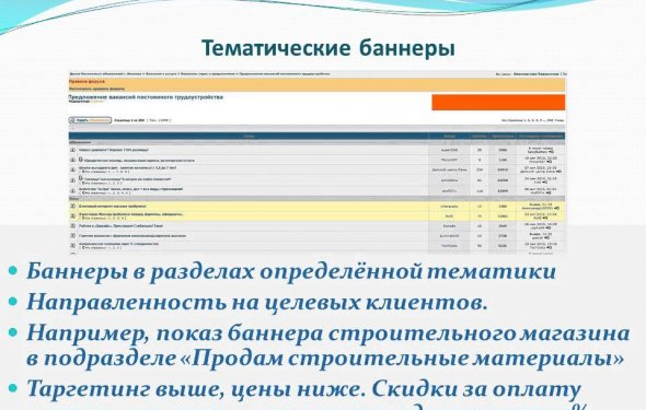 Виды рекламы Ivbb ru